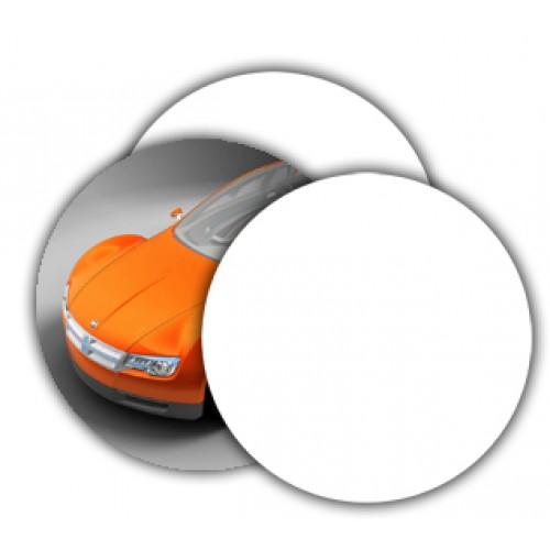 Resim Basılabilir Yuvarlak Mouse Pad
