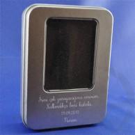İsme Özel Metal Usb Flash Bellek - Kutu Mesajlı