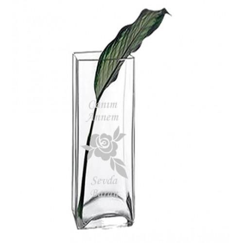 Canım Annem Tasarımlı Vazo